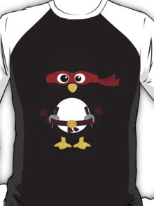 Penguin Ninja Raphaello T-Shirt