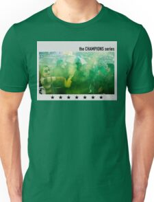 green smoke Unisex T-Shirt