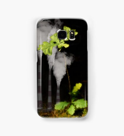 Ecology Samsung Galaxy Case/Skin