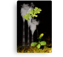 Ecology Canvas Print
