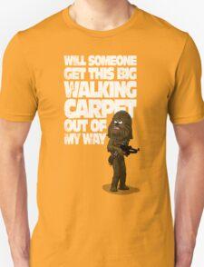 Big Walking Carpet (Star Wars) T-Shirt