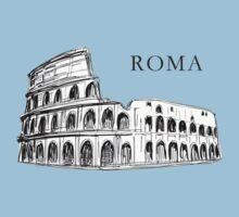 Colosseum by Federica Cacciavillani
