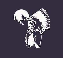 Indian wolf indien american native Unisex T-Shirt
