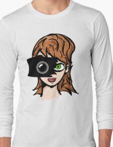 Photohead Long Sleeve T-Shirt