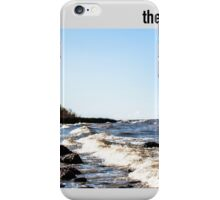 ankle deep iPhone Case/Skin
