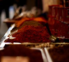 Powders and Spices by Jeroen van Ommen