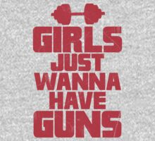 Girls Just Wanna Have Guns by Look Human