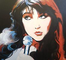 Kate Bush by JDaviesArt