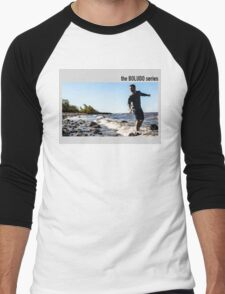 ankle deep Men's Baseball ¾ T-Shirt