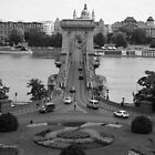 Chain Bridge Budapest by dtfrancis15