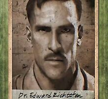 Richtofen iPhone Case by HexZombies