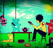 The Teddy Bear's Picnic by DiscordCBamBam