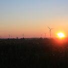 Farm Sunrise by PPPhotoArt