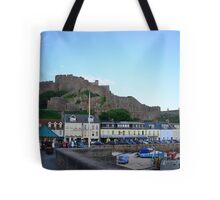 Gorey Castle, Jersey Tote Bag