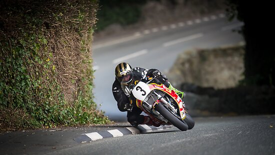 Michael Dunlop by Northline