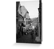 Szentendre, Hungary Greeting Card
