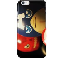 CAPTIAN AMERICA iPhone Case/Skin