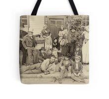 Victorian Life Tote Bag