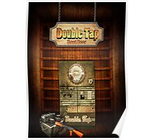 Zombies Double Tap Root Beer Perk Poster Poster