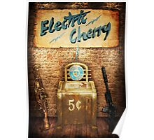 Zombies Electric Cherry Perk Poster Poster