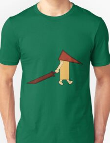 Reddish Pyramid Head T-Shirt
