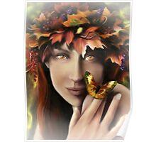 Autumn Eyes Poster