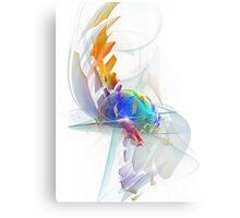 Disruption Canvas Print