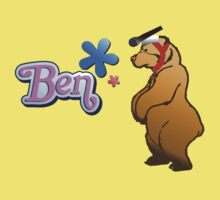 Gentle Ben by bakru84