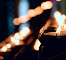 Candles by Harry Mcwilliams