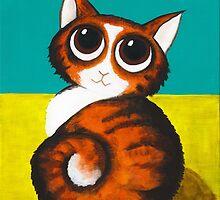 Kitty by Keri Buckland