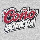 Coño Boricua by localdose