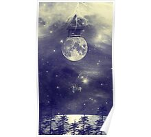 One Day I Fell from My Moon Cottage... Poster