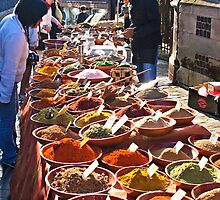 Spice seller by TimConstable