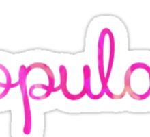 Popular Sticker