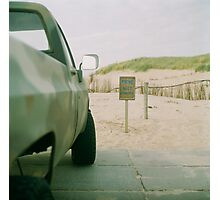 no parking. Photographic Print