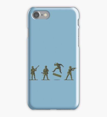Be different, Skater army iPhone Case/Skin