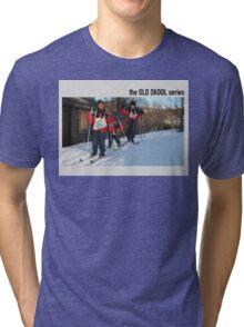 easter race Tri-blend T-Shirt