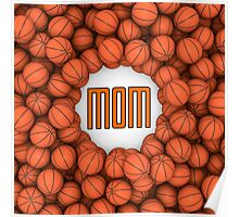 Basketball Mom Poster