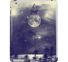 One Day I Fell from My Moon Cottage... iPad Case/Skin