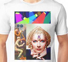 Greta Garbo in Mata Hari Unisex T-Shirt