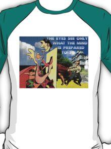 4D World View T-Shirt