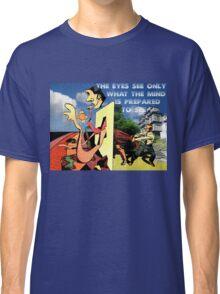 4D World View Classic T-Shirt