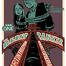 Vintage Poster - The Blind Banker by Chris Schweizer