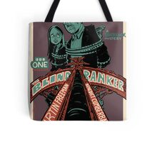 Vintage Poster - The Blind Banker Tote Bag