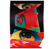 2001 Eyes Poster
