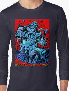 Blue Demon Long Sleeve T-Shirt