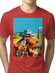 Buffalo Bill Tri-blend T-Shirt