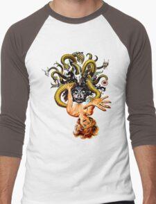 Dunwich Lovecraft Men's Baseball ¾ T-Shirt