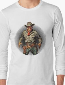 Classic Gunslinger Long Sleeve T-Shirt