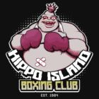King Hippo Boxing Club by WelfareTaco